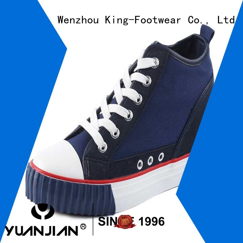 King-Footwear vulcanization meaning design for sports