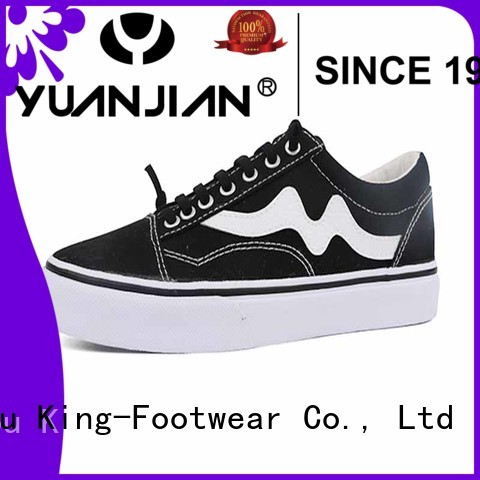hot sell best skate shoes factory price for occasional wearing