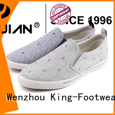 good quality custom canvas shoes wholesale for school