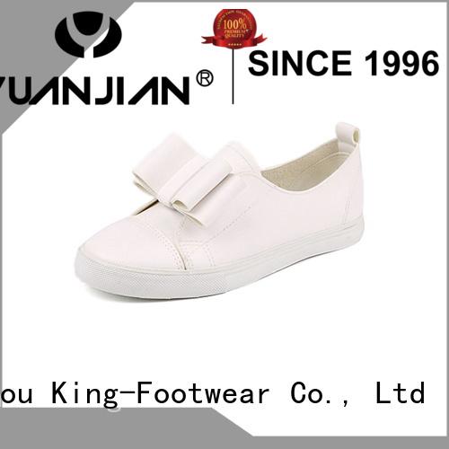 King-Footwear casual wear shoes design for schooling