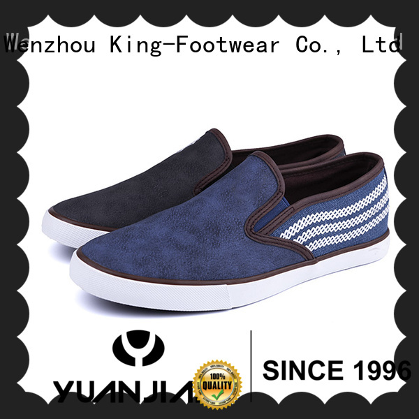 King-Footwear popular pu shoes personalized for occasional wearing