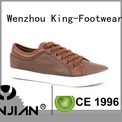 King-Footwear leisure canvas sneaker on sale for men