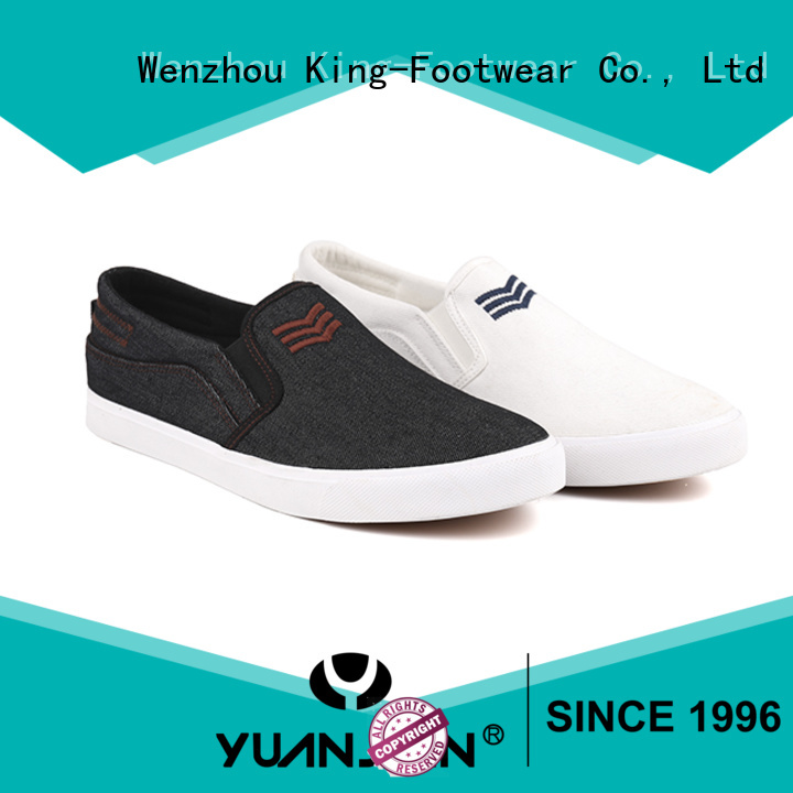 hot sell custom canvas shoes wholesale for working