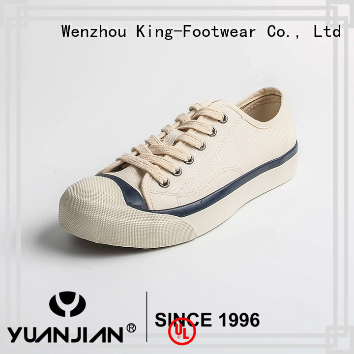 King-Footwear sports canvas shoes manufacturer for travel