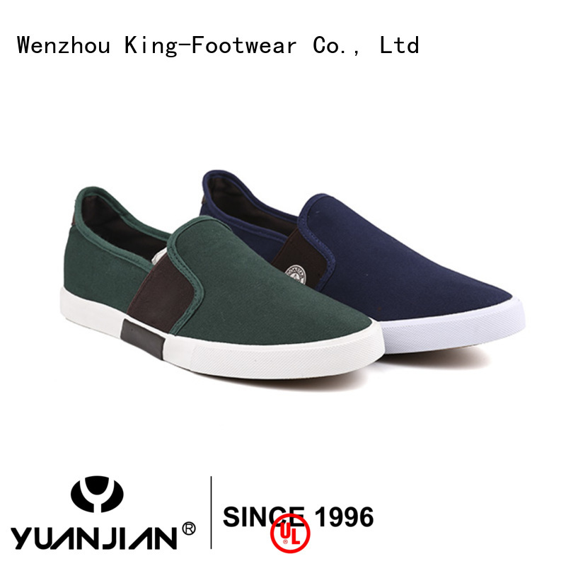 King-Footwear ladies canvas shoes manufacturer for travel