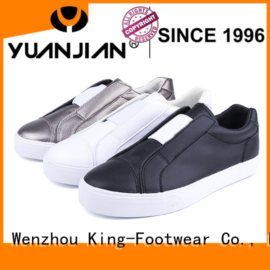 King-Footwear modern fashion footwear factory price for traveling