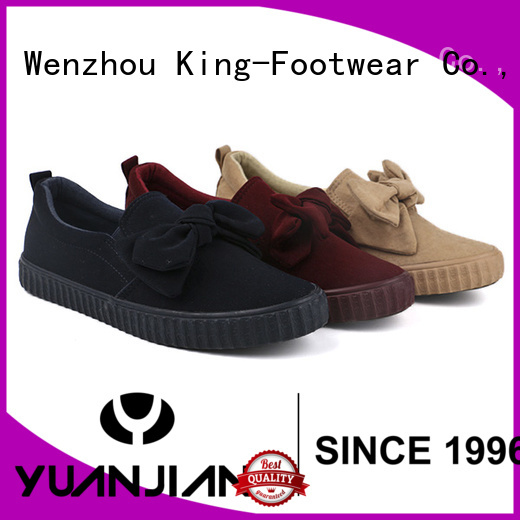 King-Footwear fashion pvc shoes personalized for occasional wearing