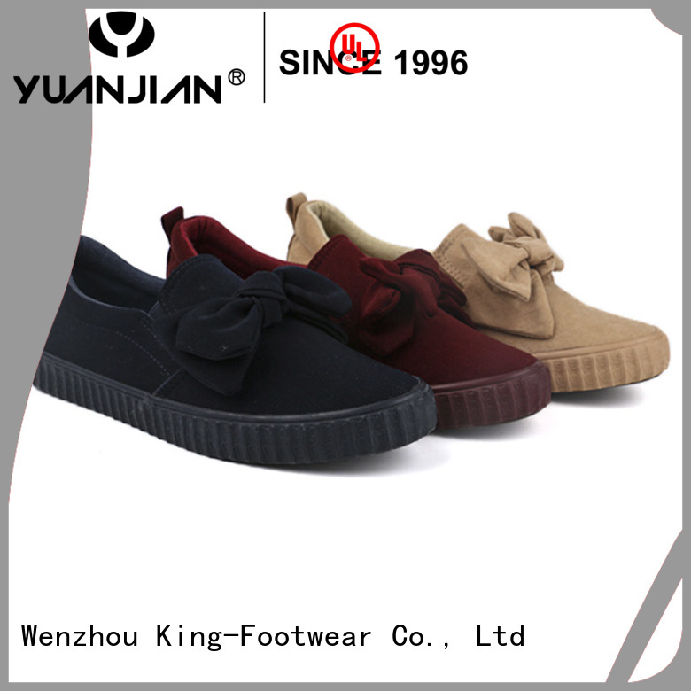 King-Footwear hot sell top casual shoes personalized for schooling