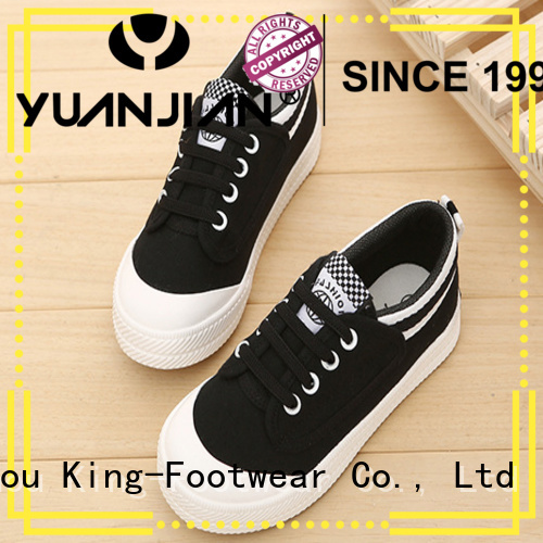 King-Footwear popular casual slip on shoes factory price for traveling