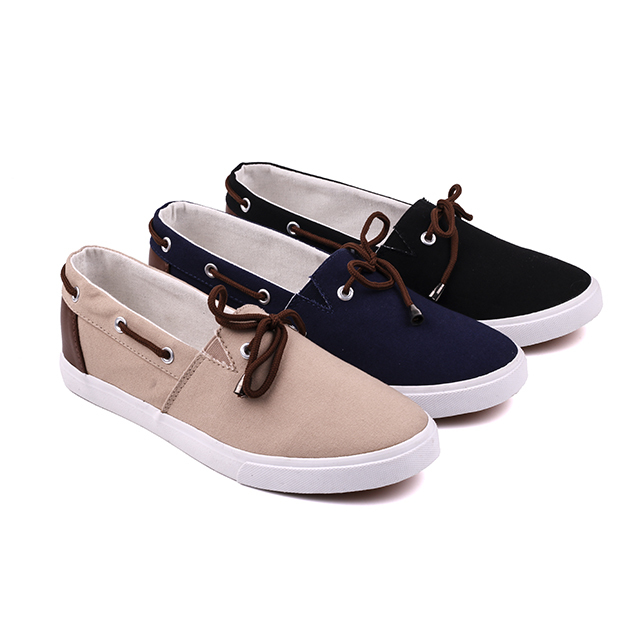 King-Footwear beautiful mens canvas sneakers promotion for school