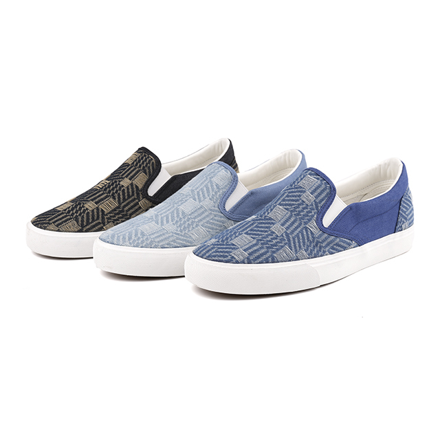 Freedom slip on man skate shoes