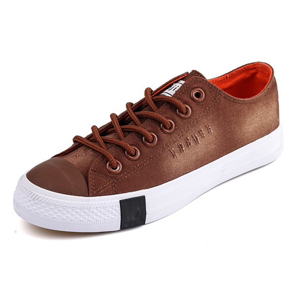 All-match lace up unisex basic shoes