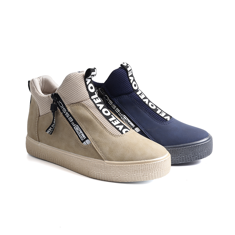 Durable high top woman's sneakers