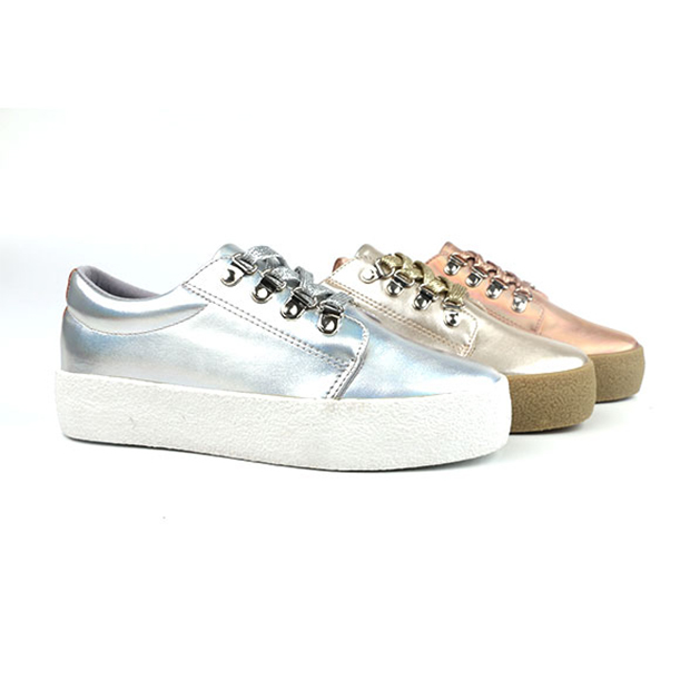 Beautiful latest casual pu shoes