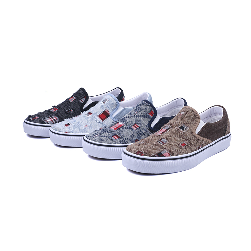 Freedom slip on woman skate shoes