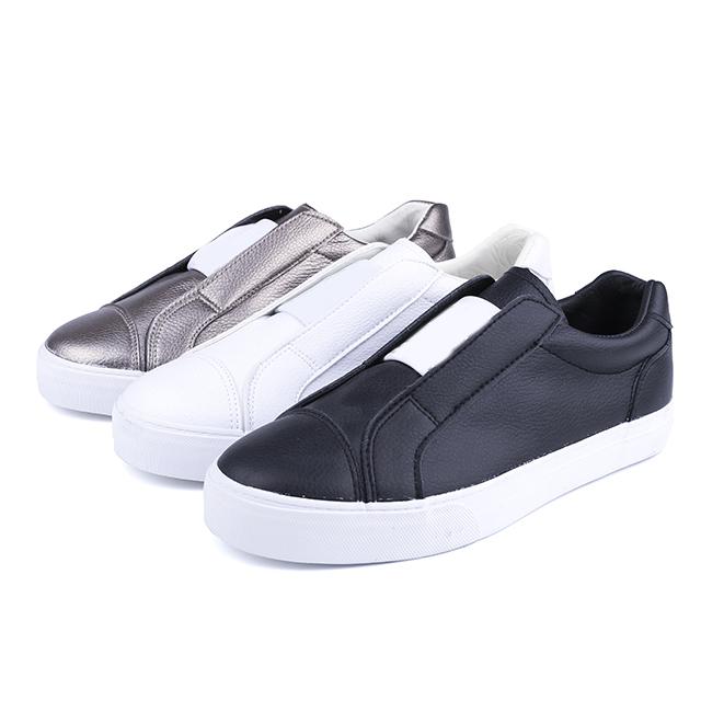 Summer low cut man's slacker shoes