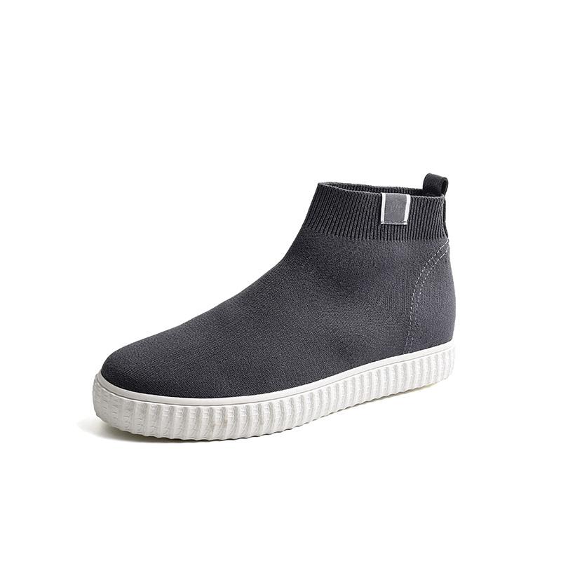 Creative slip on women's sneakers