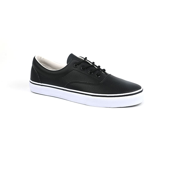 Fresh lace up men skate shoes