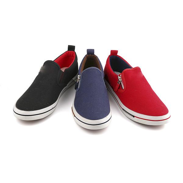 New arrival low cut man's slacker shoes