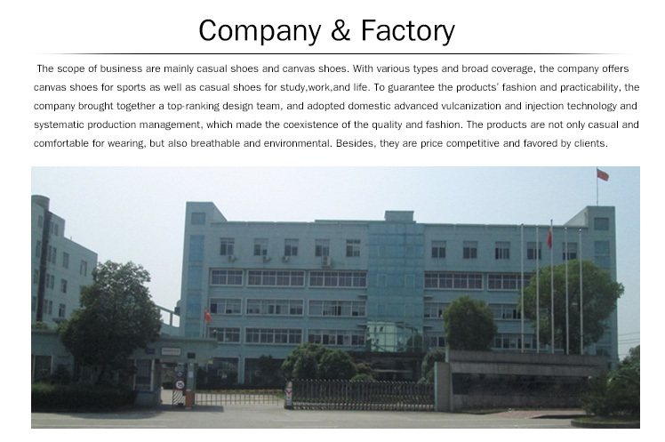 hot sell new canvas shoes factory price for school