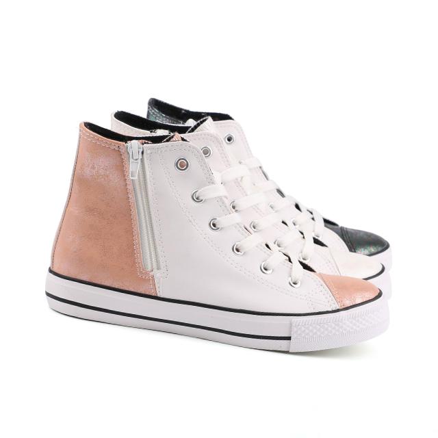 PU leather korean manufacturer shoes
