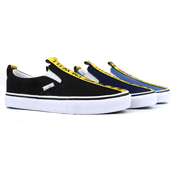 OEM slip on woman skate shoes