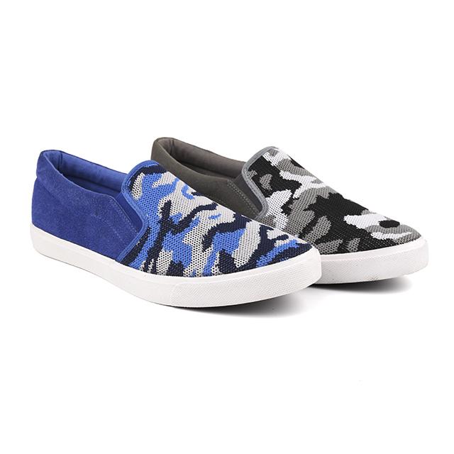 Albrania low cut man's slacker shoes