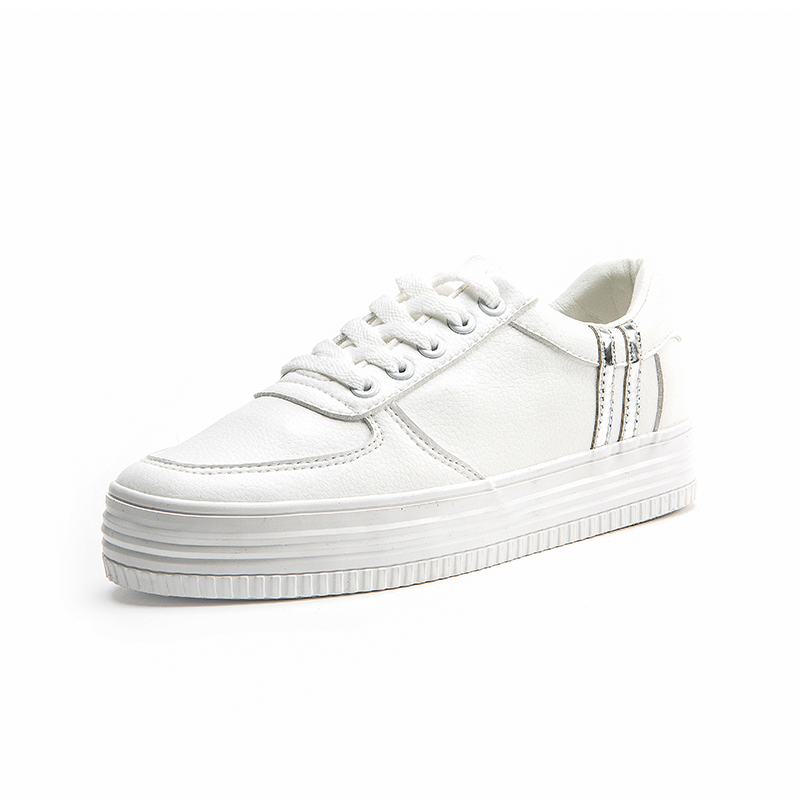 OEM low cut lady fashion sneakers