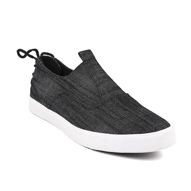 beautiful black canvas shoes wholesale for school