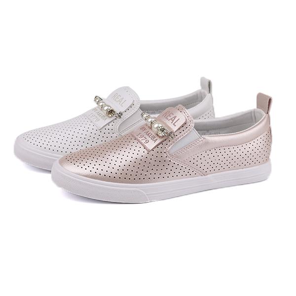 Bulk slip on woman's sneakers