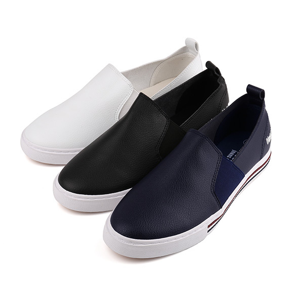 Elegance low cut man's slacker shoes