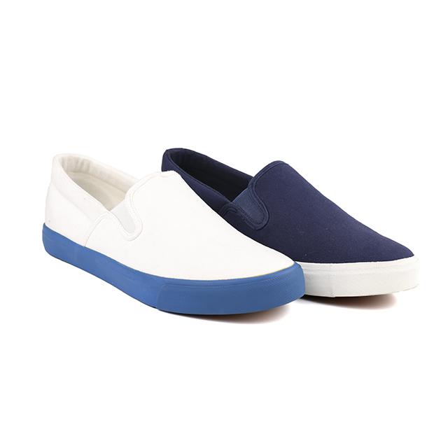Bulgaria low cut man's slacker shoes