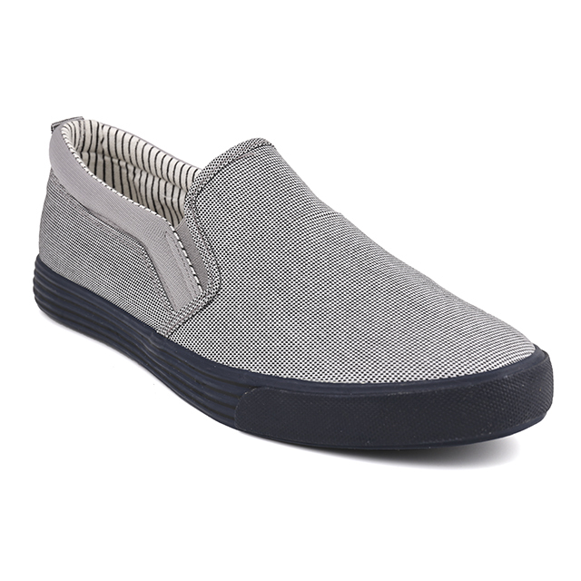 Benin low cut man's slacker shoes