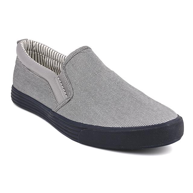 Benin low cut man's slacker shoes