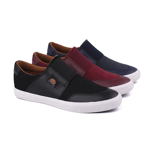 Bermuda low cut man's slacker shoes