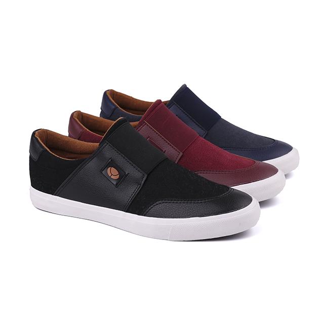 Bermuda low cut man's slacker shoes