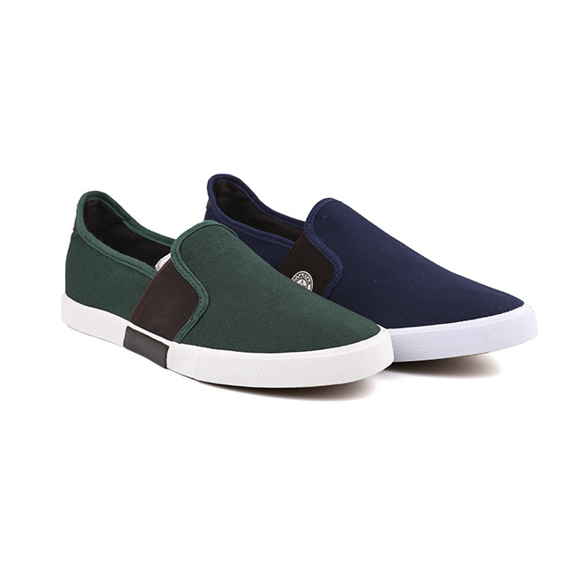 King-Footwear hot sell canvas casual shoes promotion for school