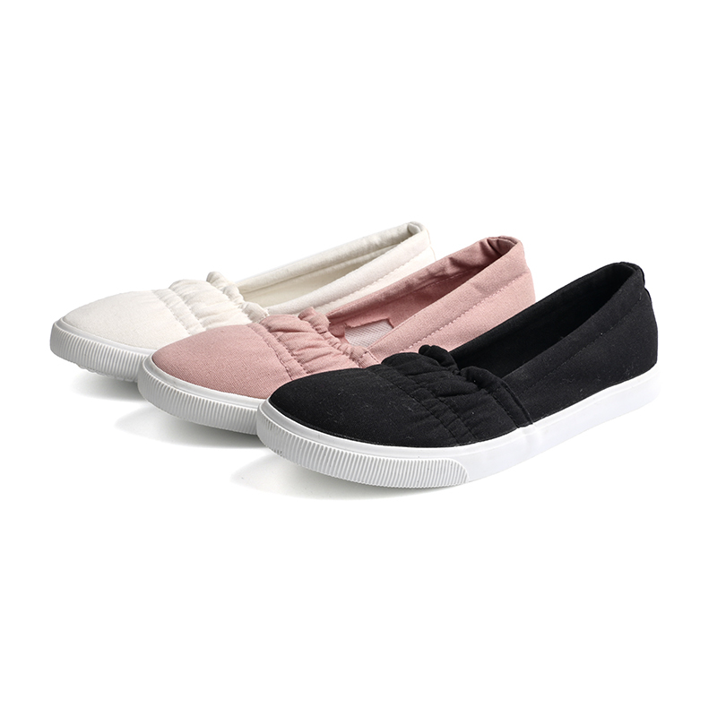 durable canvas shoes for girls factory price for school