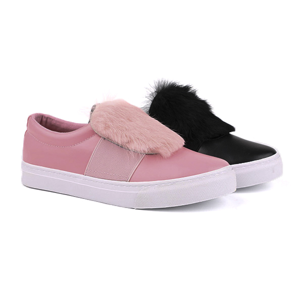 Youthful no lace girl's school shoes