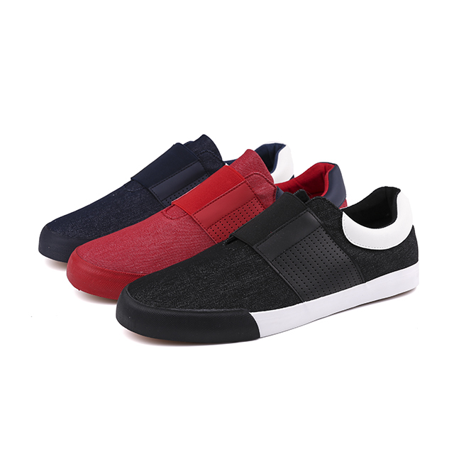 King-Footwear fashion vulc shoes factory price for schooling
