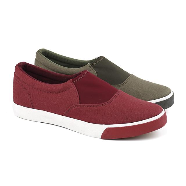Congo low cut man's slacker shoes