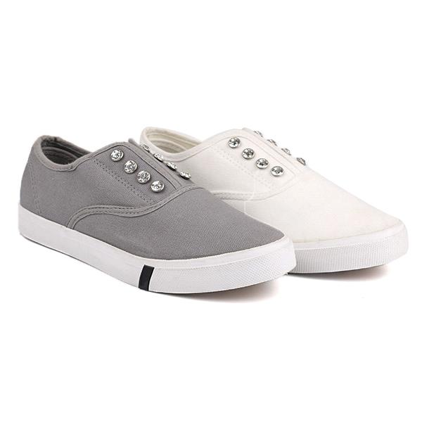 Cheap no lace girl's school shoes
