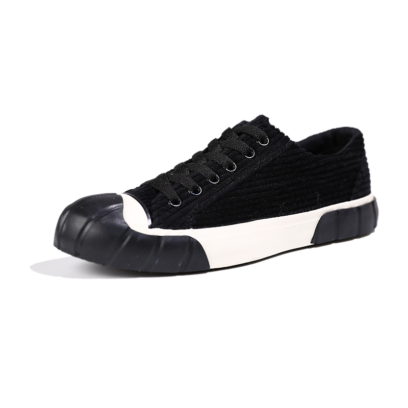 Durable low cut lady fashion sneakers