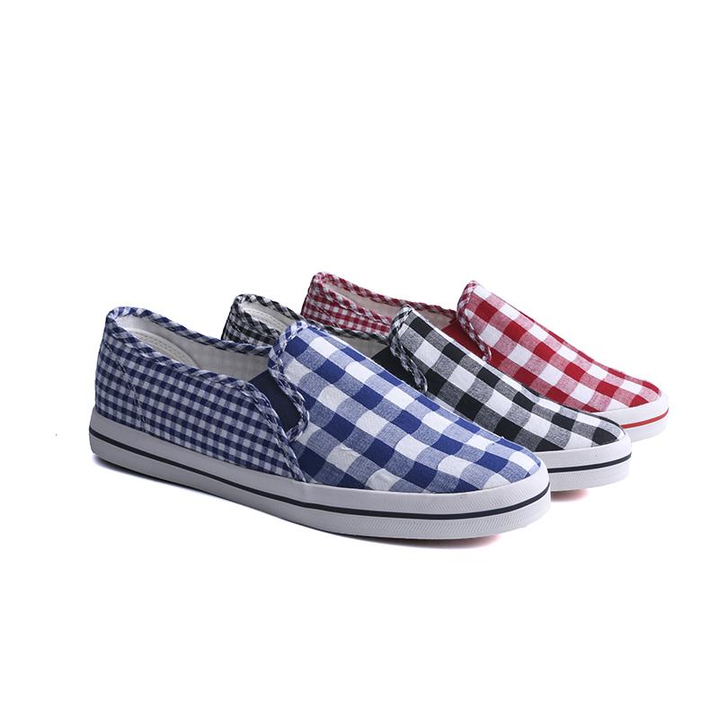 Lattice no lace girl's school shoes
