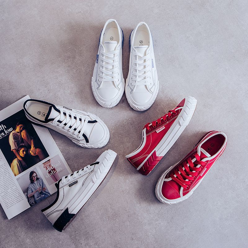 Group purchase with lace girls vulcanized shoes