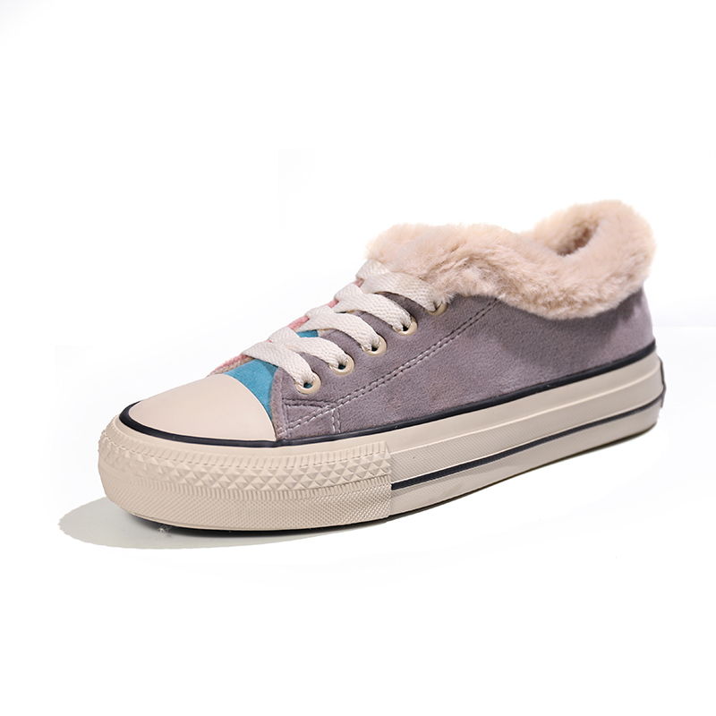 Generous with lace girls vulcanized shoes