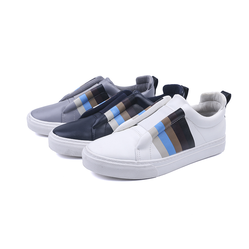 King-Footwear fashion casual slip on shoes supplier for schooling