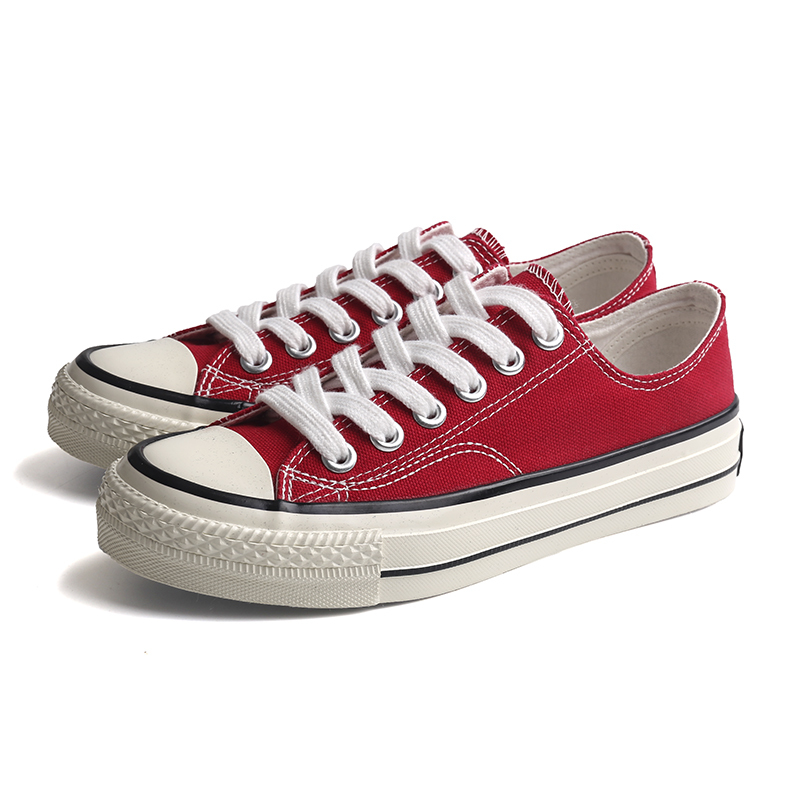durable canvas sneakers womens manufacturer for school