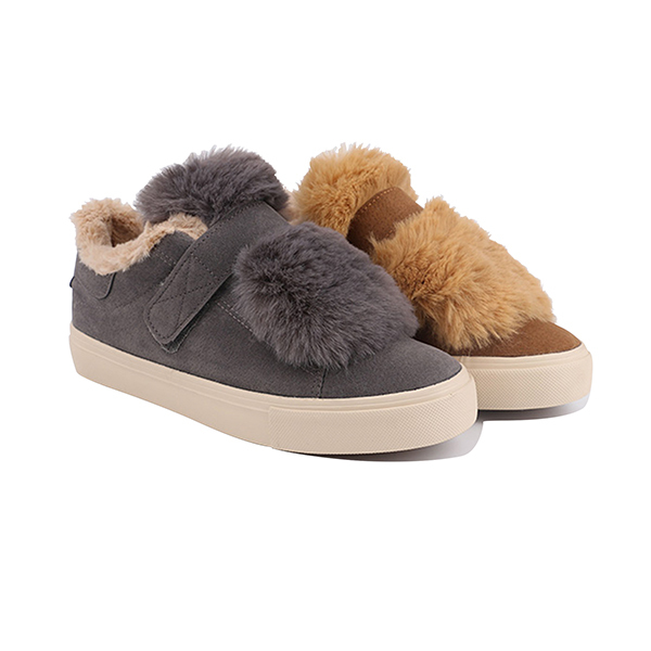 Mass low cut lady casual shoes