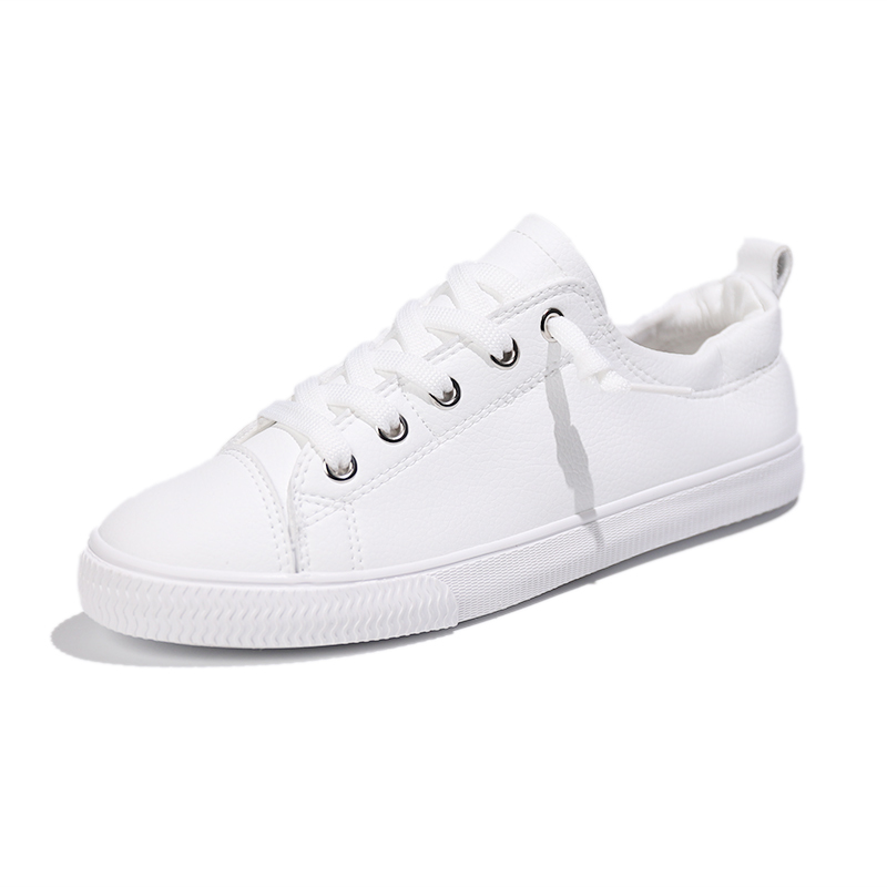 Comfortable low cut lady fashion sneakers